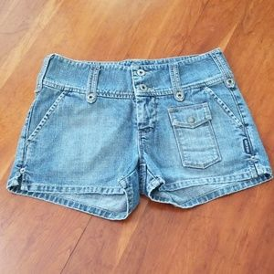 Silver Jeans Women's Denim Shorts Size 28